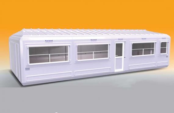 Portable Building 390x990
