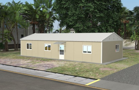 Workers camp | Office Construction | Modular Buildings
