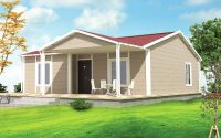75 m² Prefabricated House