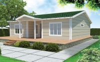 94 m² Prefabricated House