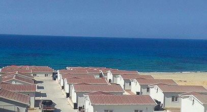 Karmod executed a mass housing project in Libya