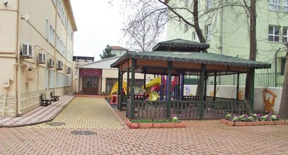 A prefabricated Kindergarten was sent to Bursa by Karmod