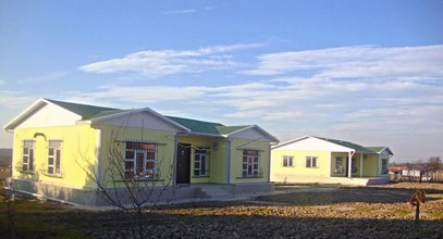 Social assistance and solidarity foundation is still prefering Karmod prefabricated houses.