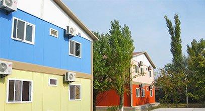 Ukraine holiday village project