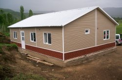 10 Prefabricated Schools project was completed