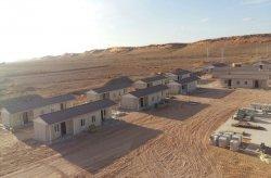 Algeria Prefabricated Construction Site Complex
