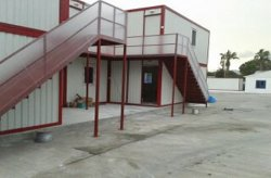 Bodrum and Dalaman airport prefabricated project from Karmod