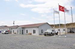 The construction sites of the 3rd airport were completed by Karmod