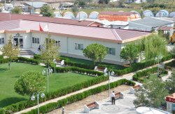 Prefabricated Municipal Management Building Completed