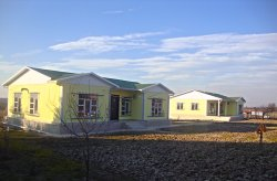 Karmod prefabricated houses | Social assistance and solidarity prefab houses