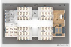 Educational Buildings Plans