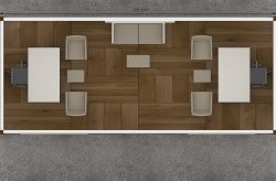 Modern Cabin Plans