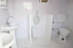 porta kiosk wc
