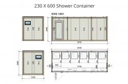 Portable Toilet/Shower Plans