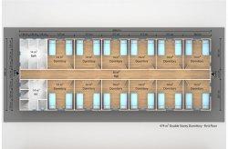 Prefabricated Dormitory Plans