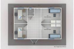 Prefabricated Medical Buildings Plans
