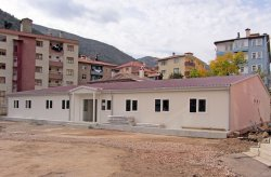 prefabricated school buildings