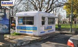 portable guard shack