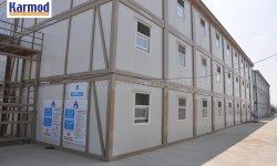 Container homes suppliers inTurkey