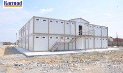 Modular home exporters in Turkey