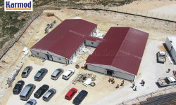 Container building suppliers in Turkey