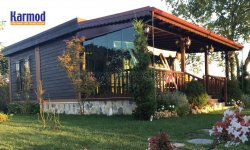 Container home exporters in Turkey