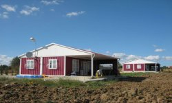 Container homes suppliers in Turkey