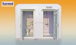 prefab office booths