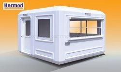 Modular guard booths