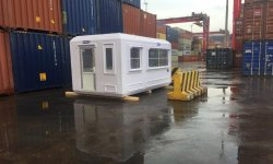 Portable Guard Houses