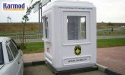 Security Huts & Kiosks
