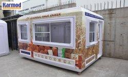 Coffee kiosks