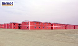 prefabricated homes african