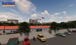 Mobile Hospital on Wheels