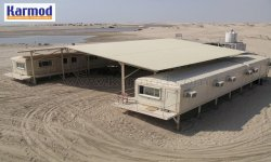 Modular Military Housing Barracks