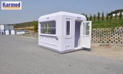 portable guardhouses