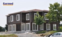 Prefabricated Home Exports in Turkey