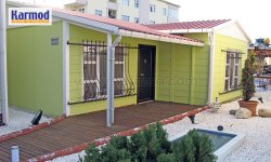 Prefabricated Home Suppliers in Turkey