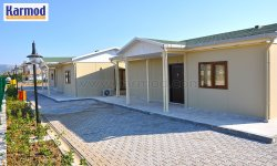 tanzania prefab house