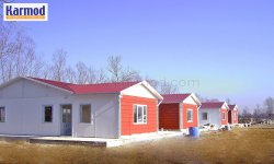 tonga prefabricated home
