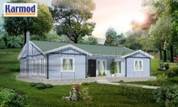 gambia prefabricated houses