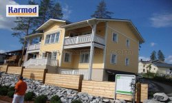 Prefabricated houses exporters in Turkey