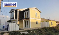 Prefabricated Houses Suppliers in Turkey