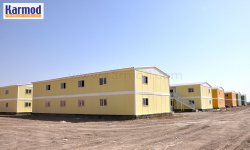 refugee camp shelters