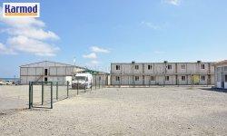 refugee camps shelter