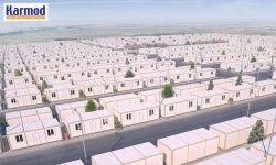 emergency refugee shelter
